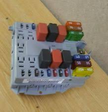 car fuses fuse boxes for fiat fiat punto mk2 mk2b genuine fuse box 46760249 fire fuses relays