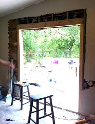 installing sliding glass door how much does it cost to install sliding glass doors how to