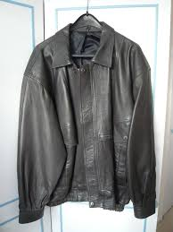 leather jacket superbly well made