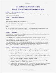 Partnership Proposal Template Awesome 4 Seo Proposal Templates Pdf ...