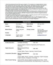 Project Engineer Resume Sample Resume Format Luxury Civil Project ...