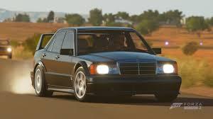 Mercedes-Benz 190E 2.5-16 Evolution II 1990 - Forza Horizon 3 ...