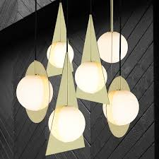 Q+A With Tom Dixon  7 Modern Gold Pendants to Light up Your Life