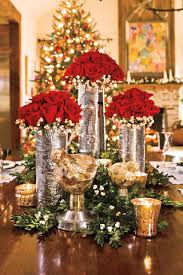 Create a Stunning Centerpiece - 100 Fresh Christmas Decorating Ideas -  Southernliving. Create an elegant