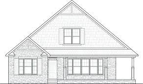 small stone house design cottage floor plans 2 bedroom single story plan des