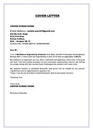 Civil Engineerover Letter Sample Doc Mechanical Engineering