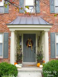 ... Porch Designs Outdoor Decoration Sophisticated Small Porch Ideas And  Slate Roofing Designs With Single ...
