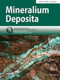 Sulfide Minerals Occurrence Distribution And Composition Of Sulfide Minerals