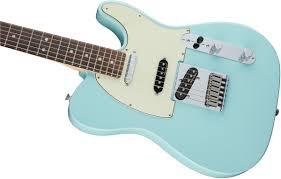 fender deluxe nashville telecaster acirc reg rosewood fingerboard daphne blue deluxe nashville teleacircreg daphne blue