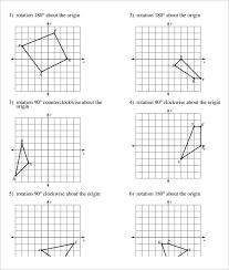 Coordinate Geometry Worksheets Worksheets