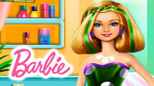 Barbie Legs Spa Salon Amazing Doll Dress Up Hairstyle Makeover