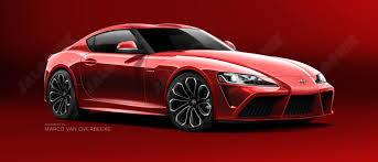 2018 toyota frs.  2018 new toyota supra rendering based on insider info and 2018 toyota frs s