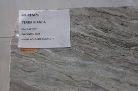 terra bianca quartzite 26 materials only