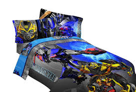 transformers twin full comforter optimus prime alien machines bedding com