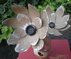 Recycled Flower Paper Recycled Diy Paper Flowers Allfreepapercrafts Com