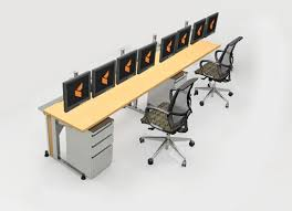 Office workstation desks White Office Workstations Mayline Transaction 5 Worthington Direct Office Workstations