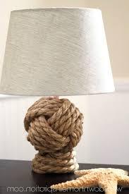 pottery barn lamp rope