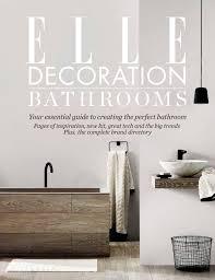 elle decor bathrooms. ELLE Decoration Bathrooms Volume 1 Elle Decor T