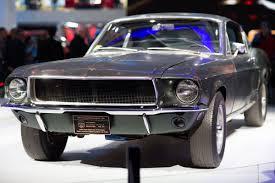 The return of Ford Mustang Bullitt tugs at auto lovers' heart ...