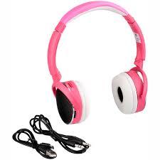Ihip Bluetooth Headphones Light Up Ihip Bluetooth Flashing Led Light Up Wireless Headphones Walmart Com