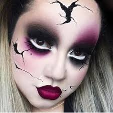 love this ed porcelain doll makeup by its almost