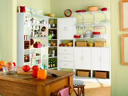 Kitchen Storage Room Creative Storage Ideas For Cabinets Hgtv