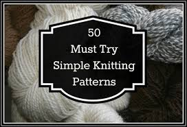 Free Easy Knitting Patterns Adorable 48 Must Try Simple Knitting Patterns The Knit Wit By Shair