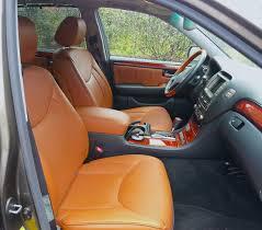 My 2004 LS430 UL Black/Saddle - Page 2 - ClubLexus - Lexus Forum ...