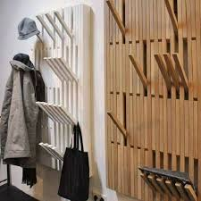 Best Coat Rack Ever Amazing Modern Wall Coat Rack 32 Best Coat Rack Wall Images On Pinterest