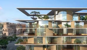 modern urban residential architecture. Perfect Architecture MAD Architects Move Forward With First European Project  Architect  Magazine Adaptive Reuse Multifamily Trends Structure And Modern Urban Residential Architecture O