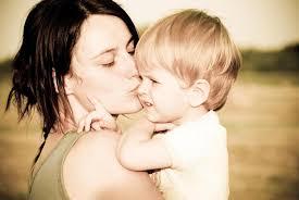 baby kiss cute child kids mood love