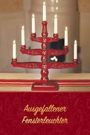 Best Season Fensterleuchter Tradition 7flammig Material