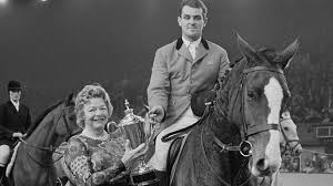 Harvey Smith disqualified from British Show Jumping Derby | Sky HISTORY TV  Channel