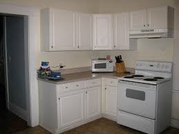 Kitchen Design White Appliances White Kitchen Cabinets With White Appliances Tips And Photo