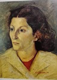 Maruja Monteverde 38 x 28 cm 1938   Artwork, Painting, Mona lisa