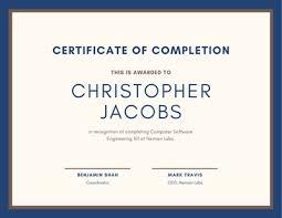 Certificate Outline Customize 1 646 Certificates Templates Online Canva