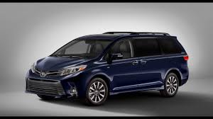 2018 toyota sienna se. plain sienna 2018 toyota sienna gets a nose job and new features with piles on tech  ahead of york auto show inside toyota sienna se o