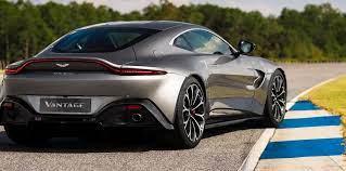 2018 Upcoming Car Aston Martin Vantage Autodomain Co Uk Buy And Sell Cars