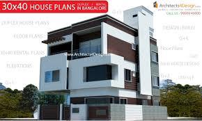 duplex house plans 40x50 site 30 40 house plans with basement best 1400 sq ft