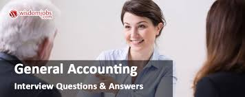 Accounting Interview Questions Simple Top 48 General Accounting Interview Questions Best General