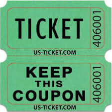 2 part raffle tickets double roll tickets 2 part roll tickets 2x2 2x4 sizes us 2 part