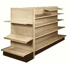 gondola shelving retail metal fixtures island shelves grocery market for