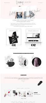 Blogs De Design Grafico Branding Custom Squarespace Design Revamp Amor Design