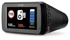 Видеорегистратор с радар-детектором Mio MiVue i95, GPS, ГЛОНАСС — купить по  выгодной цене на Яндекс.Маркете