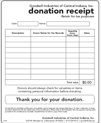 donation receipt forms goodwill donation receipt 13 examples in word pdf