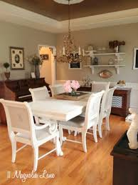 painted dining room furniture ideas. Dining Room At 11 Magnolia Lane Painted Furniture Ideas