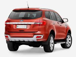 new car suv launches in india 2015Ford Unveil New Endeavour India Launch In 2015  DriveSpark