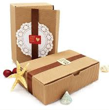 20pcs brown kraft corrugated paper bo baking food carton box cookies gift bo mooncake chocolate packaging 18 2 12 5cm jpg