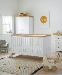 baby room furniture.  Baby Mothercare Lulworth 3piece Nursery Furniture Set  Classic White On Baby Room U