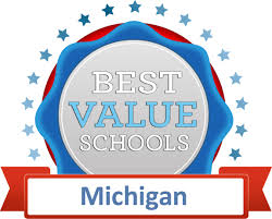 30 best value colleges and universities in michigan best value click here for high resolution badge